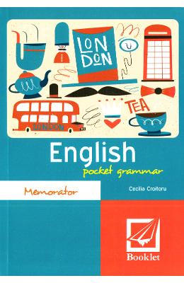 Memorator English Pocket Grammar - Cecilia Croitoru