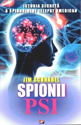 Spionii Psi - Jim Schnabel