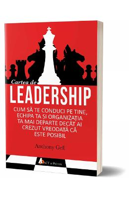 Cartea de leadership - Anthony Gell
