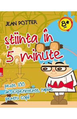 Stiinta in 5 minute - Jean Potter