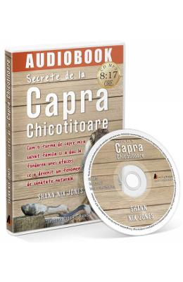 Audiobook. Secrete de la Capra Chicotitoare - Shann Nix Jones
