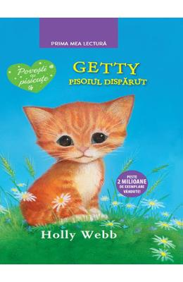 Getty, pisoiul disparut - Holly Webb