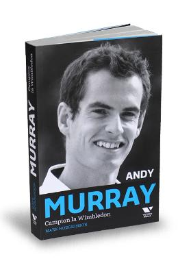 Andy Murray, Campion la Wimbledon - Mark Hodgkinson