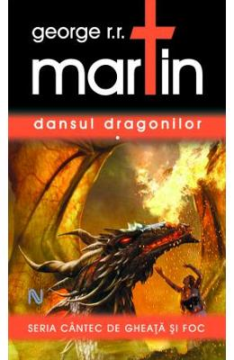Set Dansul Dragonilor vol 1 + 2 + 3 - George RR Martin