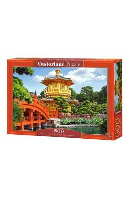 Puzzle 500 Castorland - Beautiful China