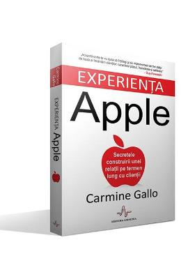 Experienta Apple – Carmine Gallo de la libris.ro