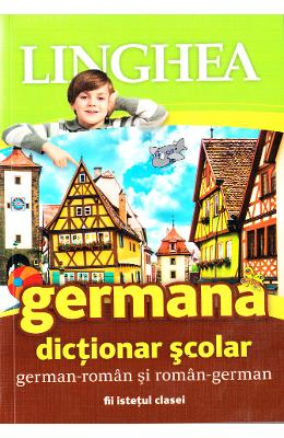 Dictionar scolar german-roman si roman-german
