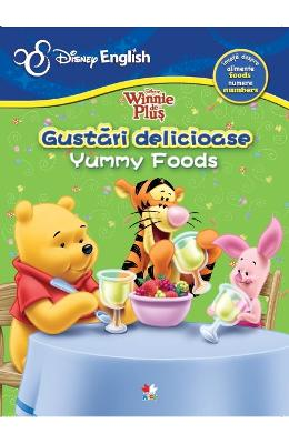 Disney english - Gustari delicioase - Winnie de Plus