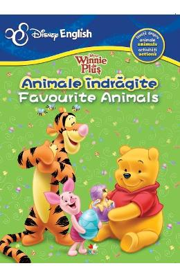 Disney English - Animale Indragite - Winnie De Plus