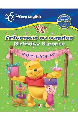Disney english - Aniversare cu surprize - Winnie de Plus