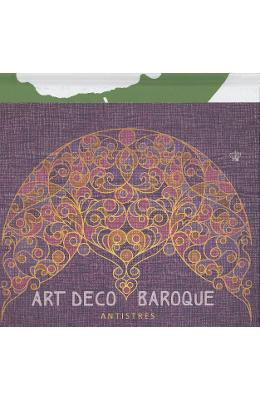 Art Deco Baroque Antistres
