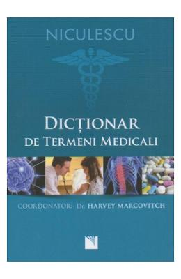 Dictionar De Termeni Medicali - Harvey Marcovotch