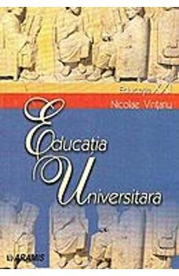 Educatia universitara - Nicolae Vintanu pdf