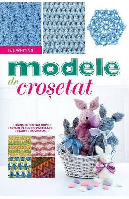 Modele de crosetat - Sue Whiting