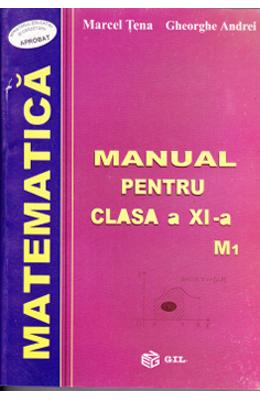 Matematica Cls 11 M1 - Marcel Tena  Gheorghe Andre
