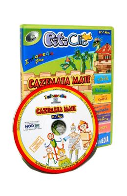 CD PitiClic - Cazemata Mate
