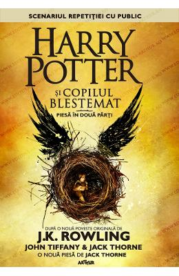 Harry Potter si copilul blestemat - J.K. Rowling, John Tiffany, Jack Thorne