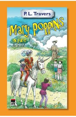 Mary Poppins in parc - P.L. Travers