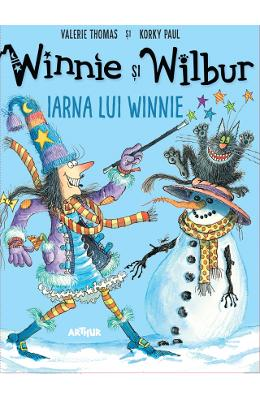 Winnie si Wilbur: Iarna lui Winnie - Valerie Thomas, Korky Paul