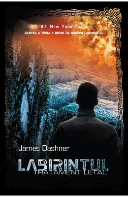 Tratament letal - James Dashner