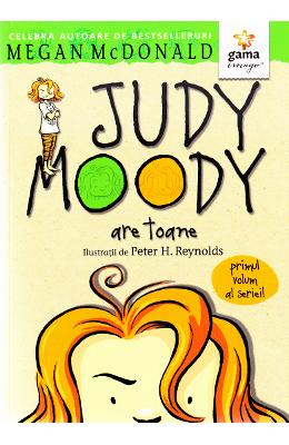 Judy Moody are toane - Megan McDonald