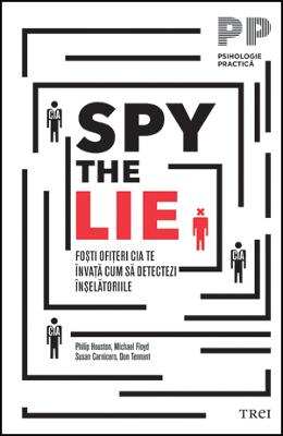 Spy the lie - Philip Houston, Michael Floyd