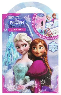 Frozen, Carry pack. Trusa Portabila