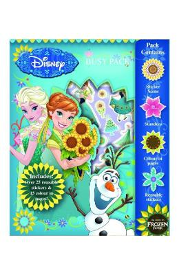 Frozen Fever  Busy Pack. Set Complet