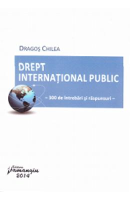 Drept international public - Dragos Chilea