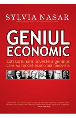 Geniul economic - Sylvia Nasar