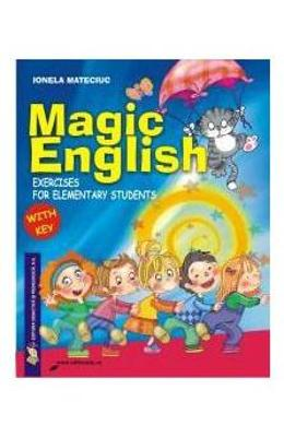 Magic english - Ionela Mateciuc pdf
