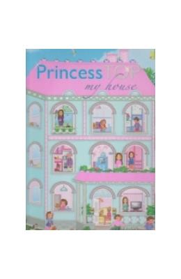 Princess Top - My House (bleu)
