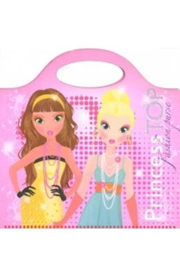 Princess Top - Fashion Purse (roz)