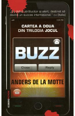 Buzz - Anders De La Motte PDF, Download, Pret, Oferte