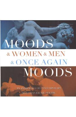 Coperta cartii Moods and women and men and once again moods de