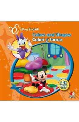 Disney English - Culori Si Forme - Colors And Shap