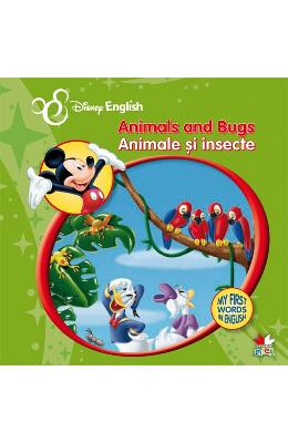 Disney English - Animale Si Insecte - Animals And