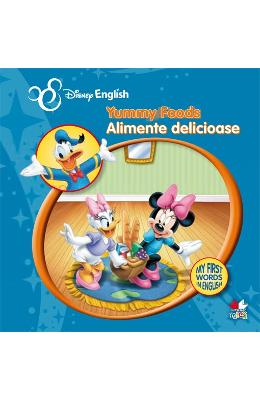 Disney English - Alimente delicioase - Yummy Foods