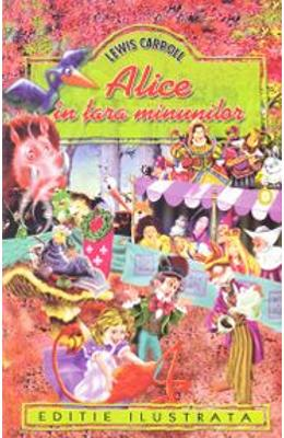 Alice in Tara Minunilor - Lewis Carroll pdf