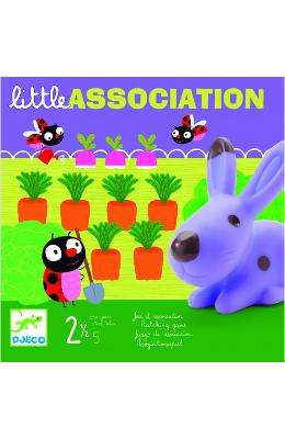 Little Association. Joc De Asociere