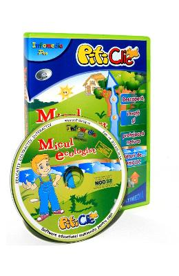 CD-ROM Piticlic - Micul ecologist
