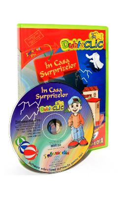 CD DubluClic - In Casa Surprizelor