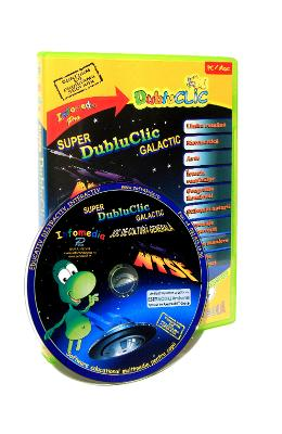 CD Super DubluClic Galactic
