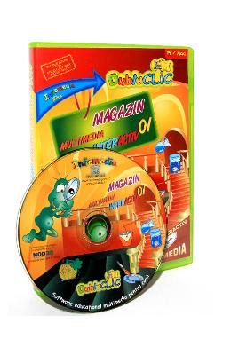 CD DubluClic - Magazin multimedia interactiv