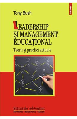 Leadership si management educational - Tony Bush