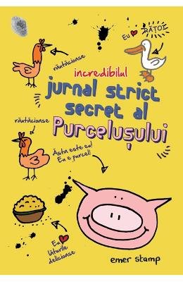 Incredibilul jurnal secret al purcelusului - Emer Stamp