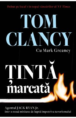 Tinta marcata - Tom Clancy, Mark Greaney