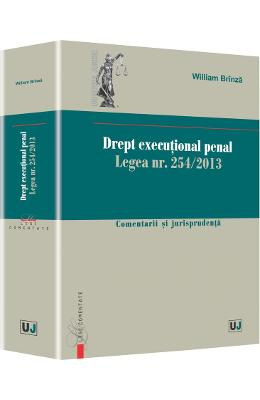 Drept Executional Penal - William Gabriela Brinza
