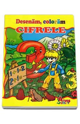 Desenam, Coloram Cifrele pdf