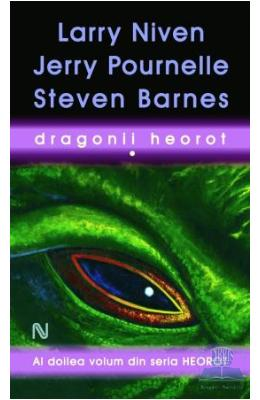 Dragonii Heorot 1+2 - Larry Niven  Jerry Pournelle